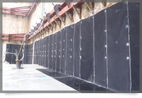 湿式防水シート1