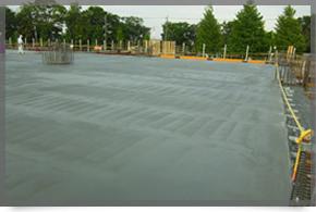 駐車場の施工工事例